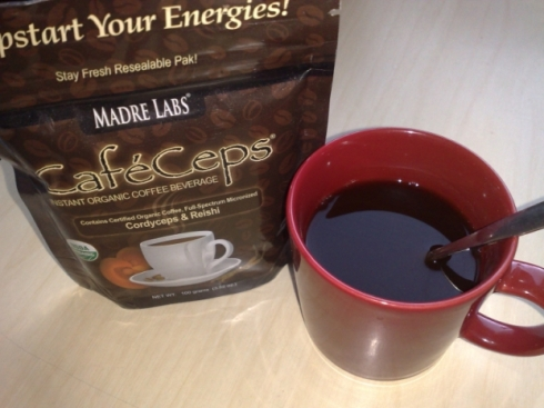 Madre Labs CafeCeps praised as a best coffee on the planet